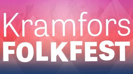 Kramfors Folkfest tillbaka 2017